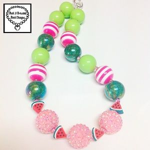 Wacky Watermelon 🍉 Necklace